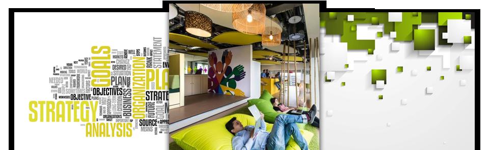 Jak Zmienić Nudną Przestrzeń W Nowoczesne Biuro?