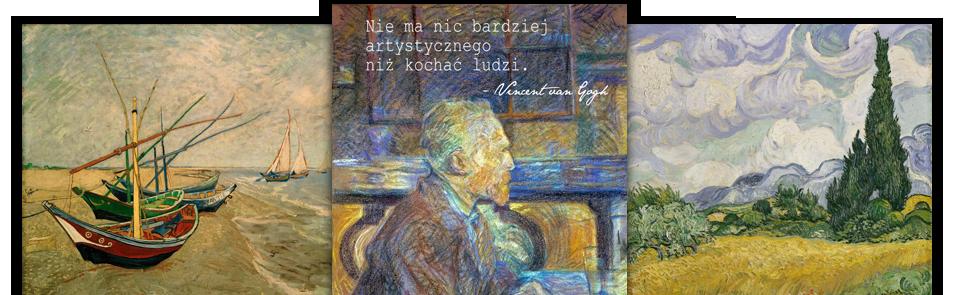 5 Najbardziej Inspirujących Cytatów Vincenta Van Gogha