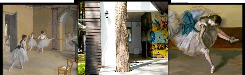 Z Klimtem i Boschem Nad Jezioro – Spotkania DCN Gallery