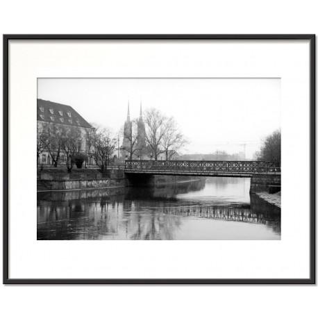 Most Piaskowy, Wrocław, Polska, 2004