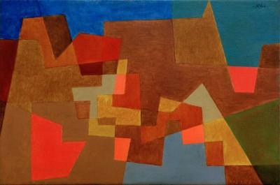 Überbrückung - Paul Klee