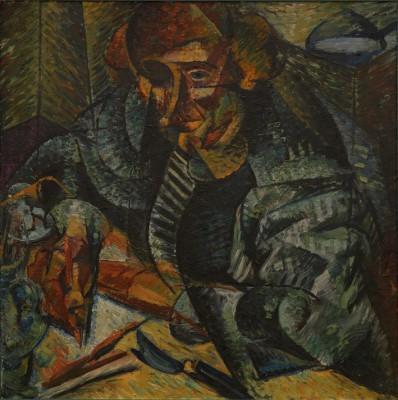 Antigrazioso - Umberto Boccioni