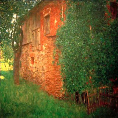 BAUERNHAUS - Gustav Klimt
