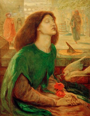 Beata Beatrix - Dante Gabriel Rossetti