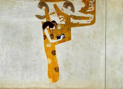 BEETHOVENFRIES AUSSCHN. - Gustav Klimt