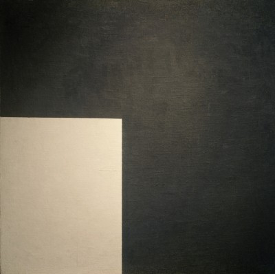 Black and White. Suprematist Composition - Kazimierz Malewicz