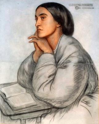 Christina Rossetti - Dante Gabriel Rossetti