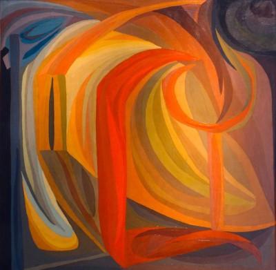 Composition - 1911 - Otto Freundlich