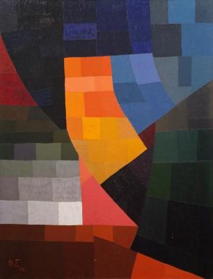 Composition - 1930 - Otto Freundlich