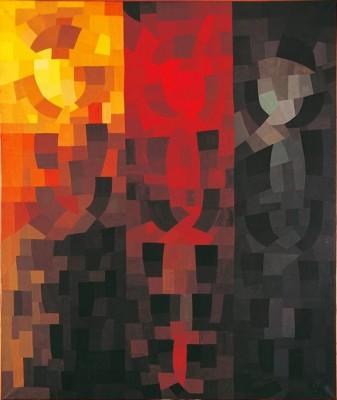 Composition - 1935 - Otto Freundlich