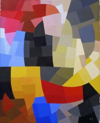 Composition II - Otto Freundlich