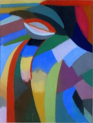 Composition III - Otto Freundlich