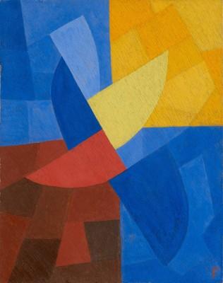 Composition IV - Otto Freundlich
