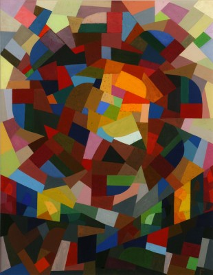 Composition IX - Otto Freundlich