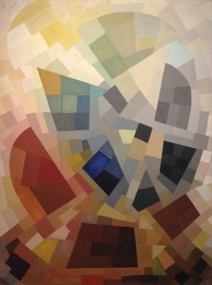 Composition V - Otto Freundlich