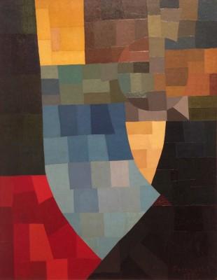 Composition VI - Otto Freundlich