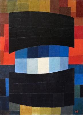 Composition VII - Otto Freundlich