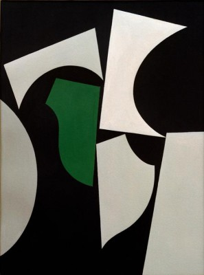 Composition with arches - Sophie Taeuber-Arp