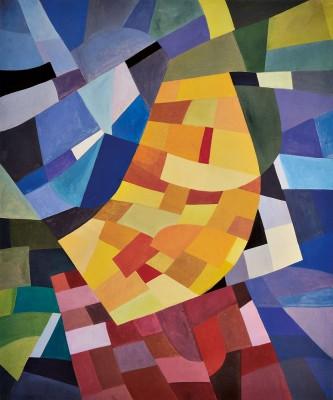 Composition X - Otto Freundlich