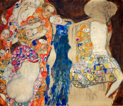 DIE BRAUT - Gustav Klimt