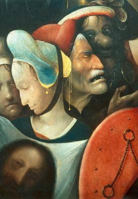 Die Kreuztragung - Veronika - Hieronim Bosch