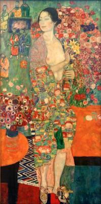DIE TÄNZERIN - Gustav Klimt