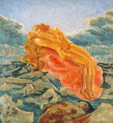 Dream - Umberto Boccioni