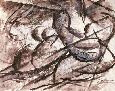 Dynamism - Umberto Boccioni
