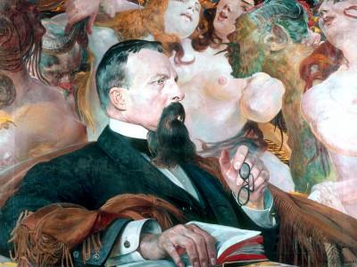 Edward Raczyński 1903 - Jacek Malczewski