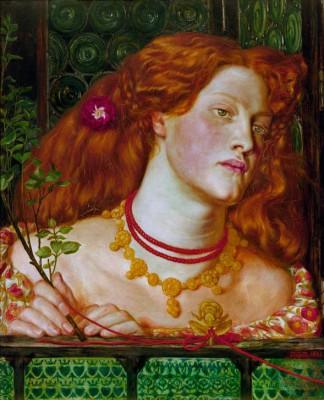 Fair Rosamund - Dante Gabriel Rossetti