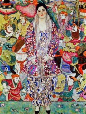 FRIEDERIKE MARIA BEER KLIMT 1916 - Gustav Klimt