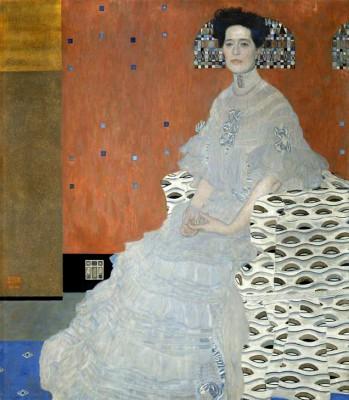 FRITZA RIEDLER - Gustav Klimt
