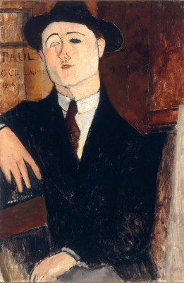 Guillaume Paul French art dealer - Amedeo Modigliani