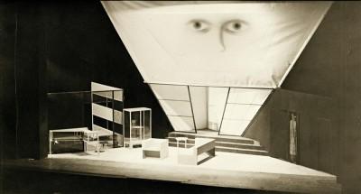 Hoffmann's narrative - stage design - László Moholy-Nagy