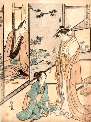 House of Daifuku - Torii Kiyonaga