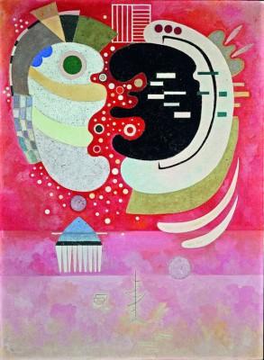 In Between - Wassily Kandinsky