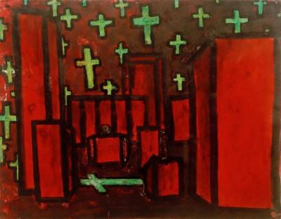 Jury - stage design - László Moholy-Nagy