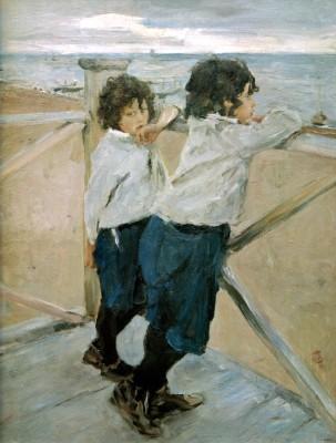Children - Valentin Serow