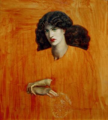 La Donna della Finestra - Dante Gabriel Rossetti