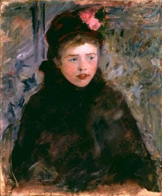 La Jeune Femme à la Toque - Mary Cassatt