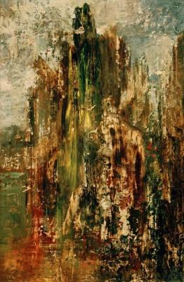 Landscape - Gustave Moreau