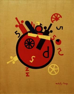 Large emotion wheel - László Moholy-Nagy