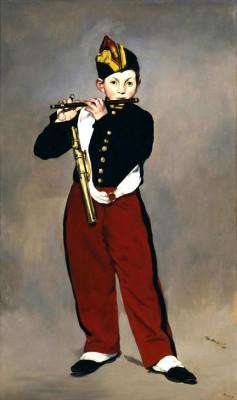 Le fifre - Édouard Manet