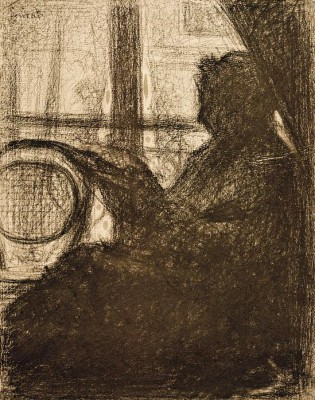 Lecture - Georges-Pierre Seurat