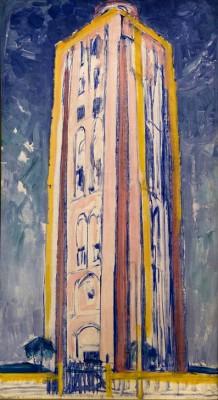 Leuchtturm in Westkapelle - Piet Mondrian