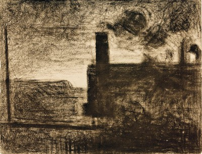 Locomotive - Georges-Pierre Seurat
