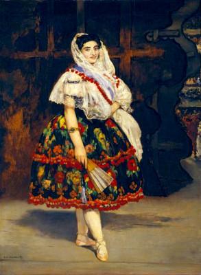 Lola de Valence - Édouard Manet