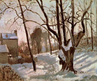 Louveciennes - Camille Pissarro