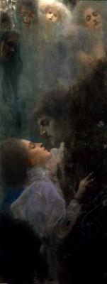 LOVE - Gustav Klimt