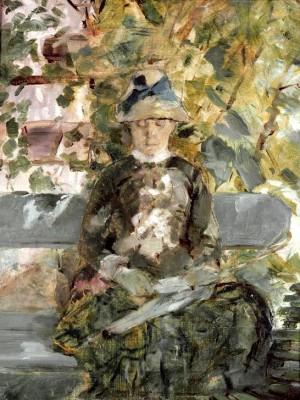 Madame la comtesse Adèle de Toulouse-Lautrec - Henri de Toulouse-Lautrec